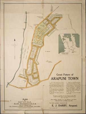Great Future of Arapuni Town