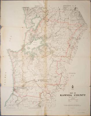 Kawhia County