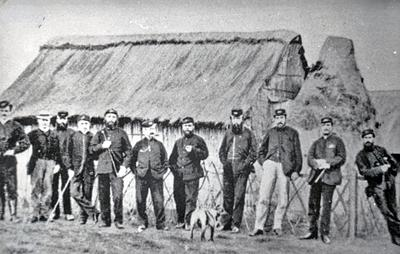 Officers of the 40th Regiment of Foot