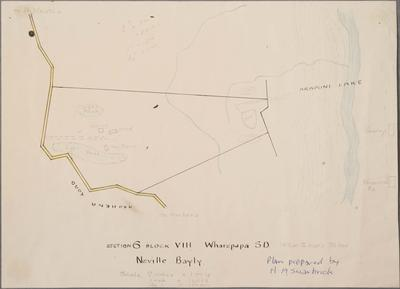 Wharepapa Survey District