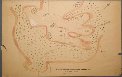 Waikato and Orakau Maps