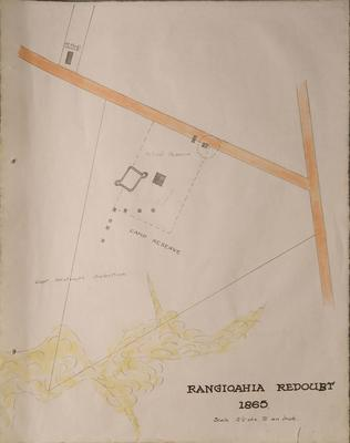 Rangiaowhia Redoubt