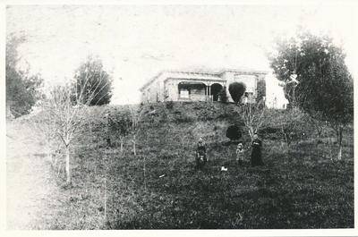 William Hunter's House
