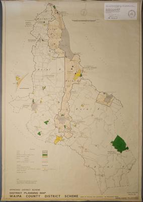 Waipa County District Scheme