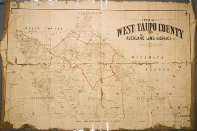 West Taupo County