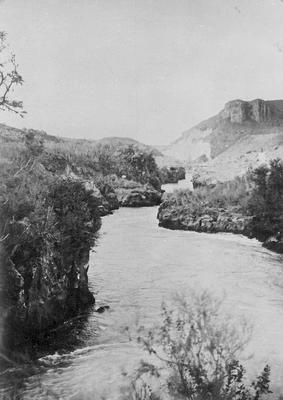 Arapuni Rapids