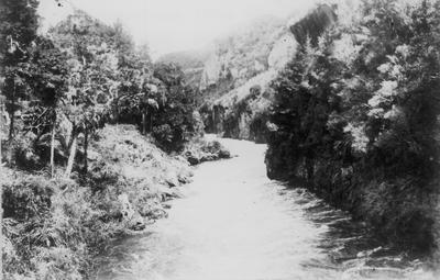 Arapuni Gorge