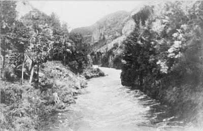 Arapuni River