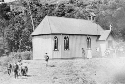 Waingaro Church