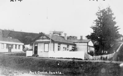 Kawhia Post Office