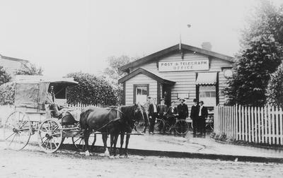 Te Awamutu Post Office