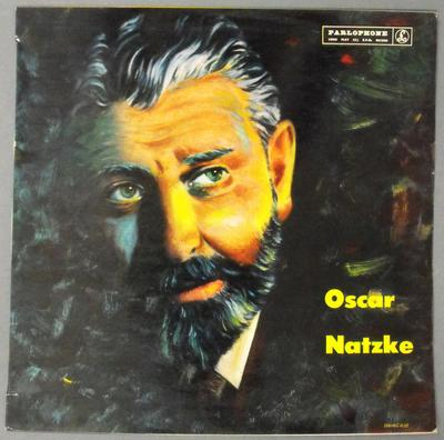 Songs by Oscar Natzke
