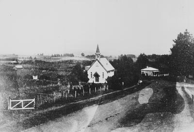 Kihikihi Presbyterian Church