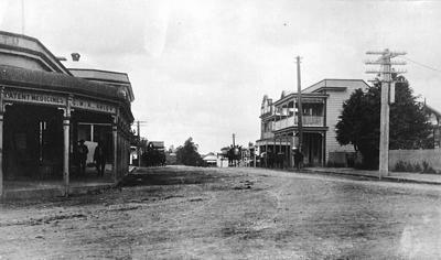 Sloane and Alexandra Streets