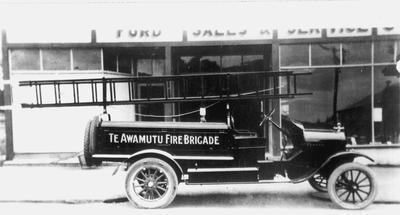 Te Awamutu Fire Brigade