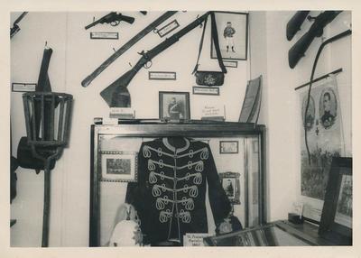 Te Awamutu Cavalry Uniform