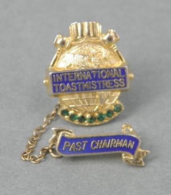 Pin - International Toastmistress