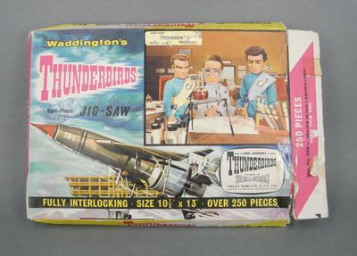 Jigsaw puzzle - Thunderbirds