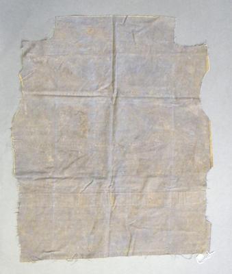 Canvas parcel cover