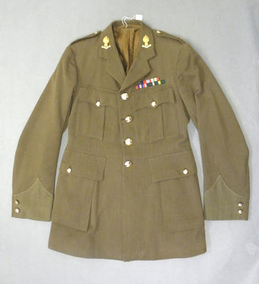 Dress uniform - New Zealand Army