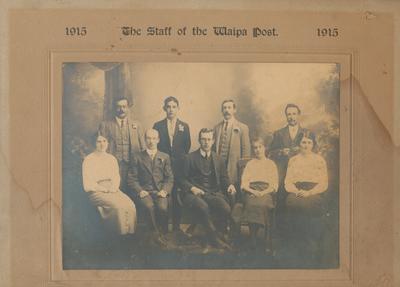 Waipa Post Staff