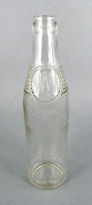 Soft drink bottle