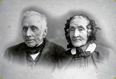 Dr and Mrs Walter Harsant