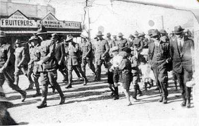 Te Awamutu Parade