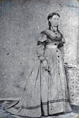 Mrs Annie Swann