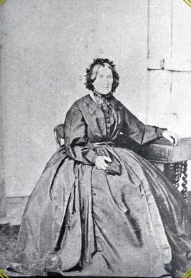 Mrs Annie Charleton