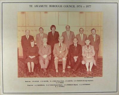 Te Awamutu Borough Council