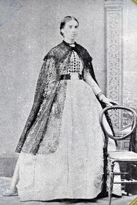 Mrs Mary Fairchild
