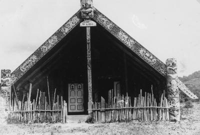 Ko Waho Meeting House, Te Kuiti