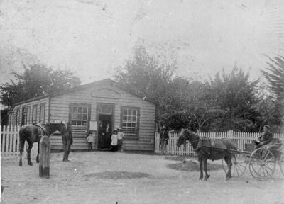 Pirongia Post Office