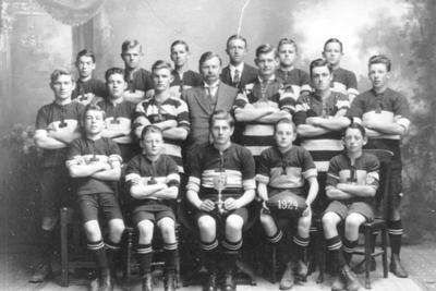 Te Awamutu District High School Football Team