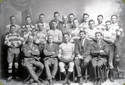 Methodist Football Team