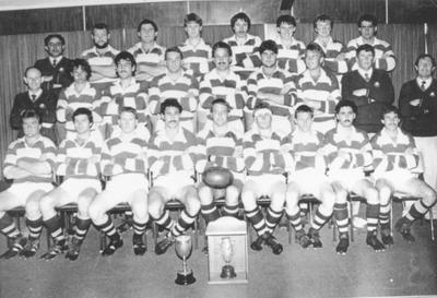Te Awamutu Senior Rugby Reps