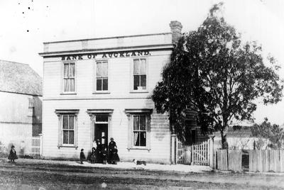 Bank of Auckland