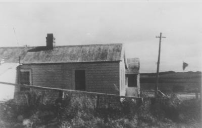 Old Post Office at Ohaupo