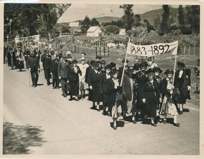 Pirongia School 75th Anniversary