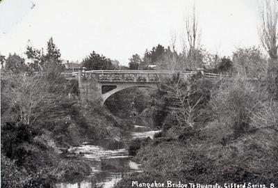 Mangaohoi Bridge