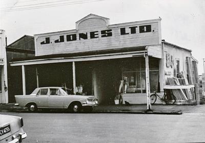 J Jones Ltd
