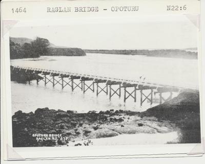 Raglan Bridge