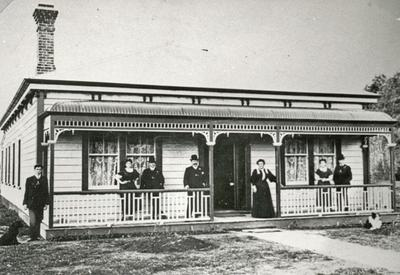 Ivanhoe Boarding House