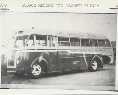 Hodgson Motors Bus