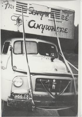Waipa Transport Vehicle