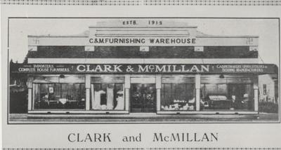 Clark and McMillans Store
