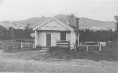 Pirongia Public Library