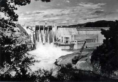 Karapiro Hydro