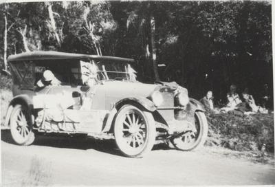 Rainey Family Car